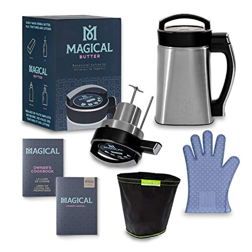 Magical Butter MB2E 2015 Edition Botanical Extractor Machine