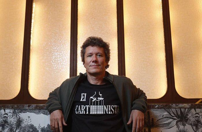 Manuel Guzmán, autor del libro Usos medicinales del cannabis
