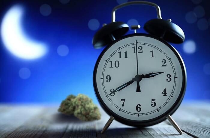 Mejores cepas de marihuana para el insomnio