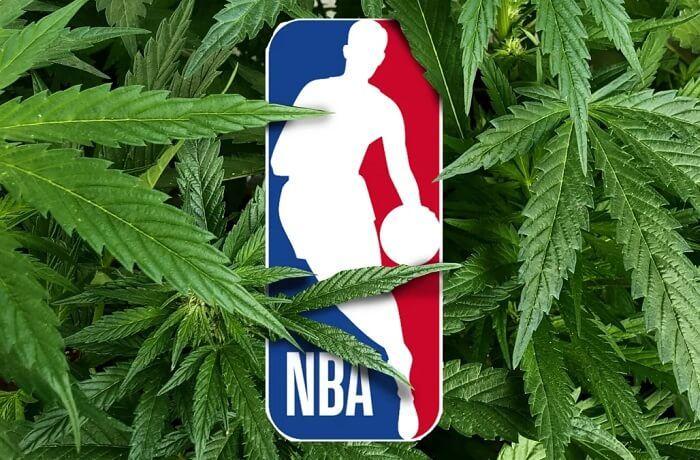 NBA y marihuana