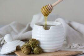 Receta de miel infusionada de marihuana