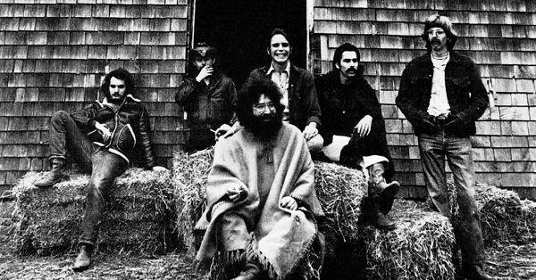 Grateful Dead en 1970