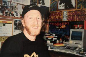 Steve Bloom en 1992